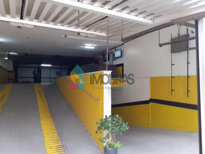 garagem - EXCELENTE SALA COMERCIAL COM VAGA DE GARAGEM NO CORAÇÃO DE COPACABANA COLADO NO METRO!! - CPSL00136 - 15