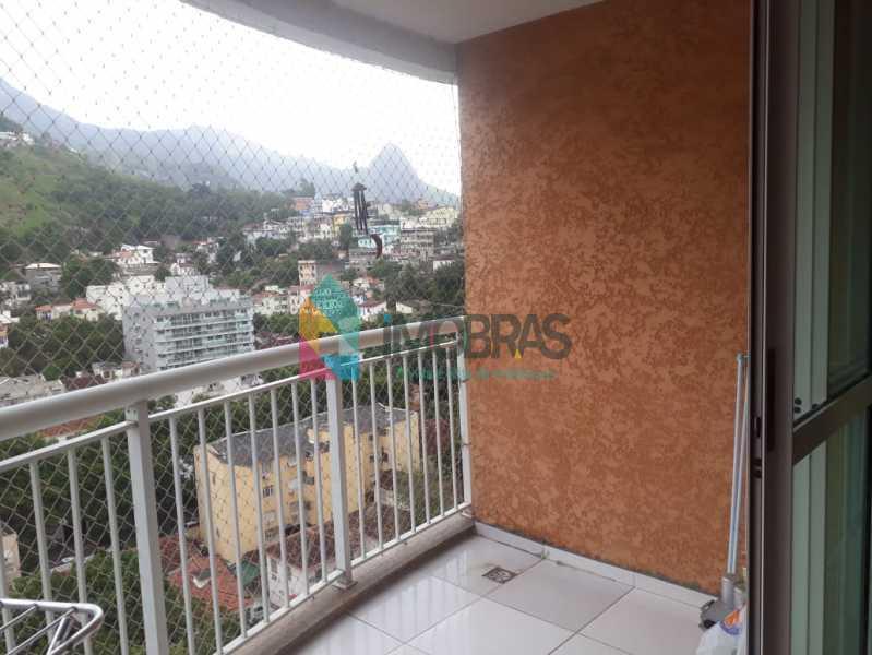 21 - Apartamento 3 quartos à venda Tijuca, Rio de Janeiro - R$ 740.000 - BOAP30673 - 21