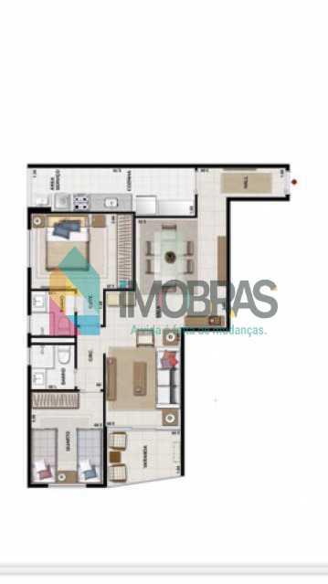 273034804957449 - Apartamento novo, primeira moradia no catete - BOAP20909 - 13