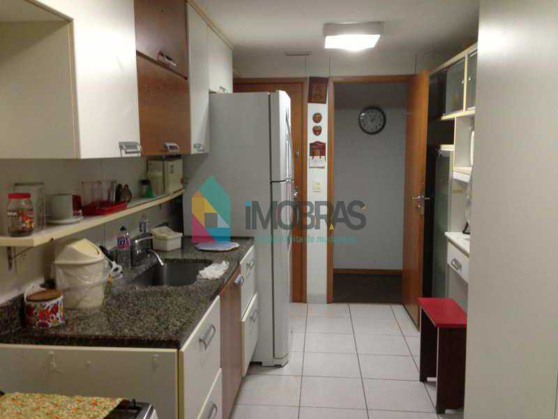 14 cozinha - JARDIM BOTÂNICO, 3 QUARTOS, DEPENDÊNCIA, 2 VAGAS! - BOAP30685 - 12
