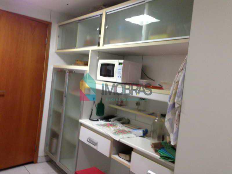 15 cozinha - JARDIM BOTÂNICO, 3 QUARTOS, DEPENDÊNCIA, 2 VAGAS! - BOAP30685 - 13
