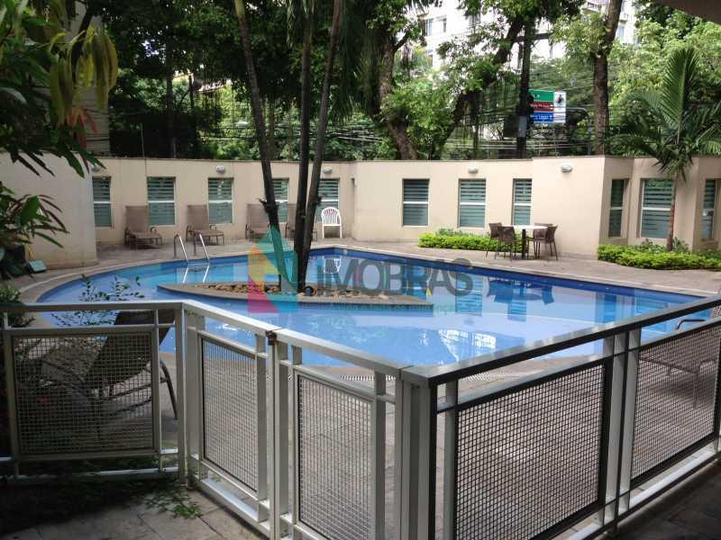 26 piscina - JARDIM BOTÂNICO, 3 QUARTOS, DEPENDÊNCIA, 2 VAGAS! - BOAP30685 - 23
