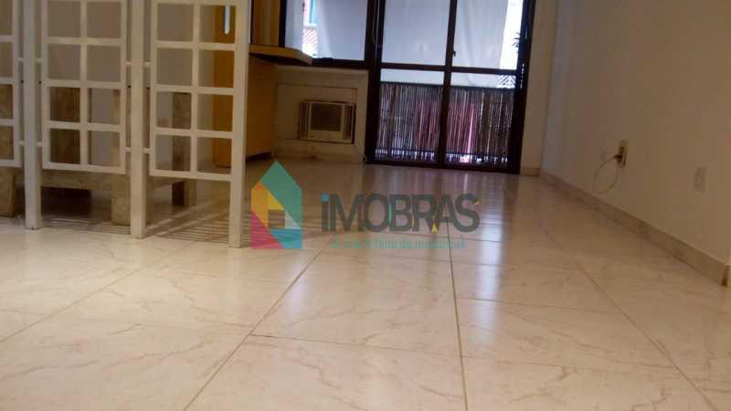 3. - Apartamento 2 quartos à venda Jardim Botânico, IMOBRAS RJ - R$ 1.100.000 - BOAP20911 - 1