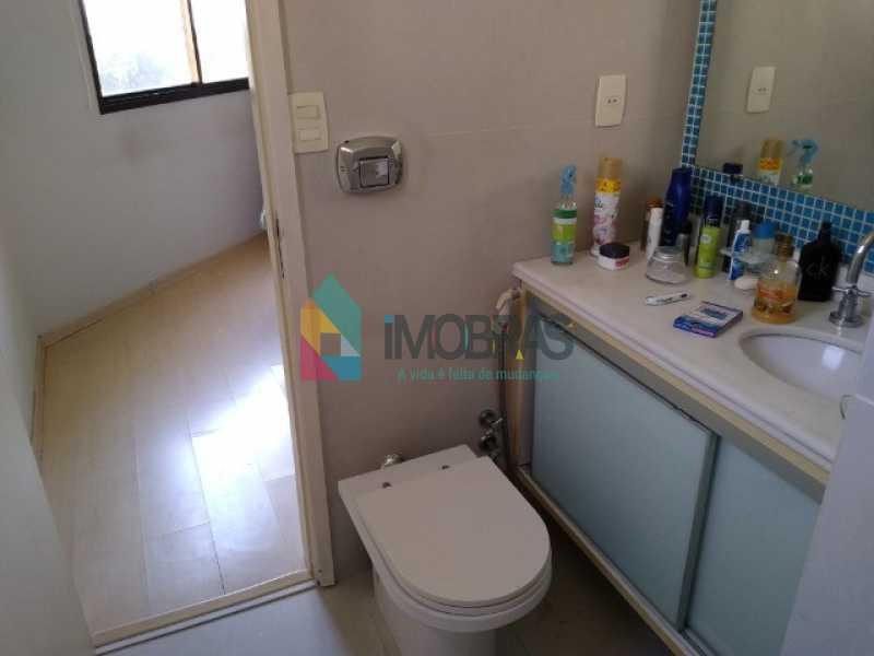 5 - Apartamento 2 quartos à venda Lagoa, IMOBRAS RJ - R$ 1.370.000 - BOAP20912 - 13