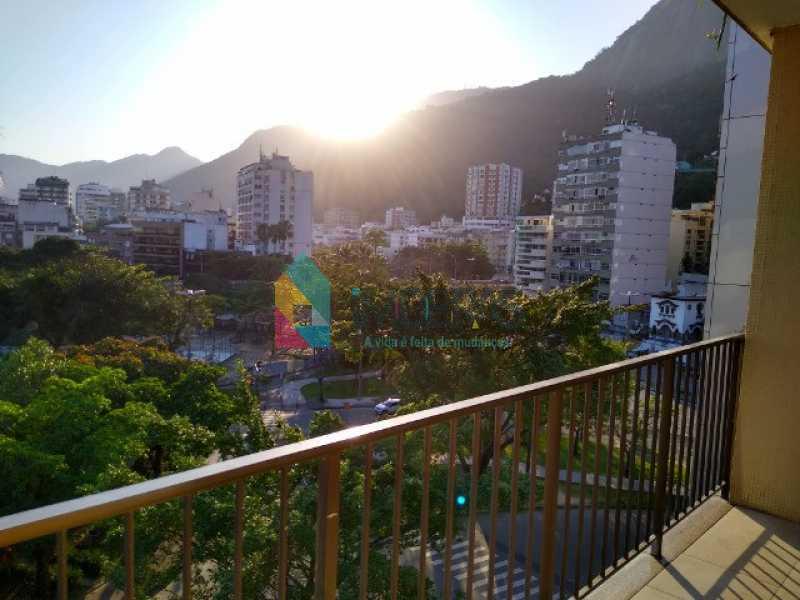 10 - Apartamento 2 quartos à venda Lagoa, IMOBRAS RJ - R$ 1.370.000 - BOAP20912 - 3
