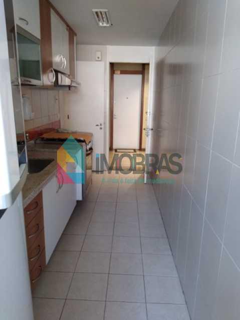 15 - Apartamento 2 quartos à venda Lagoa, IMOBRAS RJ - R$ 1.370.000 - BOAP20912 - 9