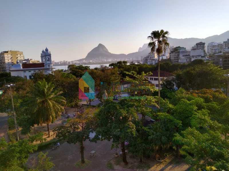 16 - Apartamento 2 quartos à venda Lagoa, IMOBRAS RJ - R$ 1.370.000 - BOAP20912 - 1