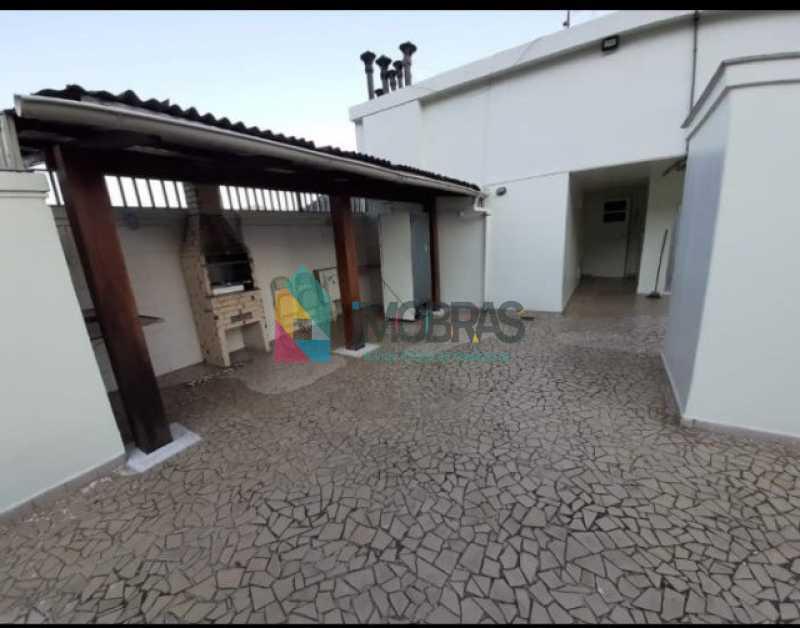 5 - Apartamento à venda Rua do Humaitá,Humaitá, IMOBRAS RJ - R$ 560.000 - BOAP10543 - 6