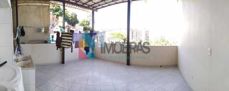 2fee520d-a7c0-45c0-a0e5-464120 - Casa 1 quarto à venda Botafogo, IMOBRAS RJ - R$ 280.000 - BOCA10003 - 20