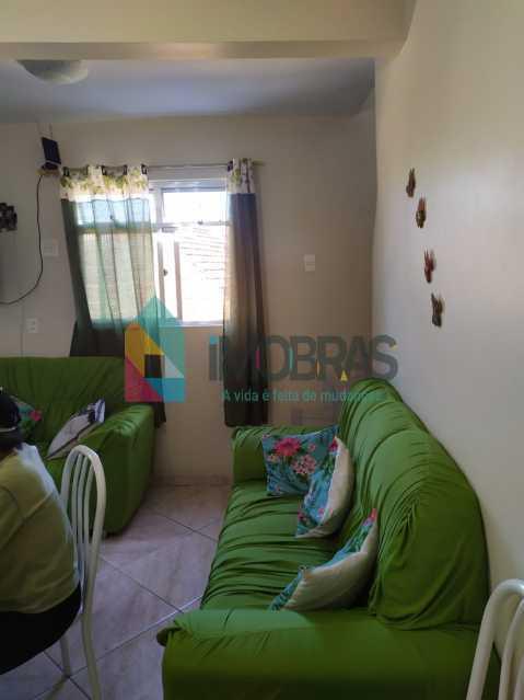 97406127-533b-452d-8911-bd6293 - Casa 1 quarto à venda Botafogo, IMOBRAS RJ - R$ 280.000 - BOCA10003 - 4