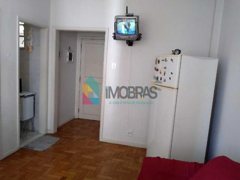 1 - Apartamento 1 quarto à venda Flamengo, IMOBRAS RJ - R$ 500.000 - BOAP10545 - 1