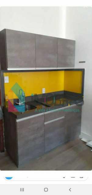 1 - Kitnet/Conjugado 26m² à venda Laranjeiras, IMOBRAS RJ - R$ 345.000 - BOKI10178 - 1