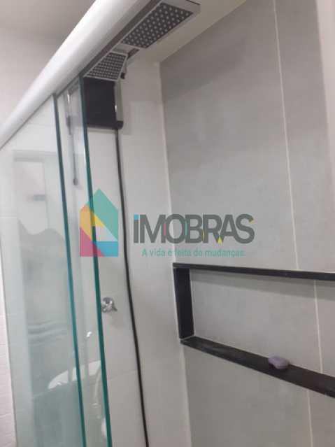 4 - Kitnet/Conjugado 26m² à venda Laranjeiras, IMOBRAS RJ - R$ 345.000 - BOKI10178 - 16