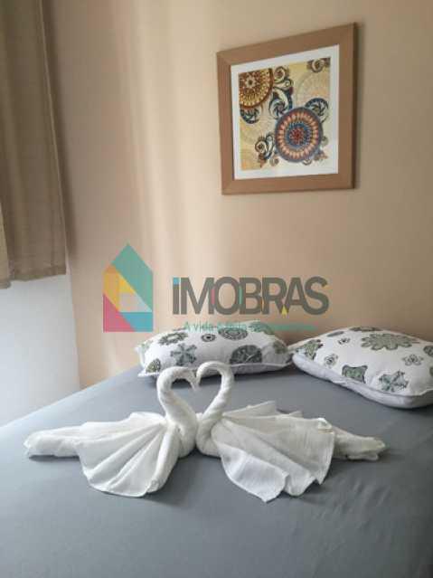 485059455786821 - Kitnet/Conjugado 25m² à venda Praia de Botafogo,Botafogo, IMOBRAS RJ - R$ 340.000 - BOKI00170 - 4