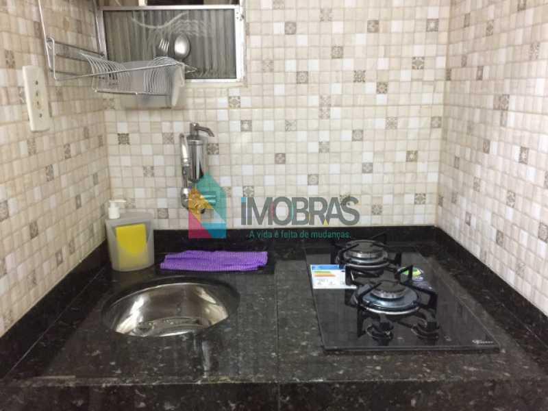 486017330242333 - Kitnet/Conjugado 25m² à venda Praia de Botafogo,Botafogo, IMOBRAS RJ - R$ 340.000 - BOKI00170 - 21