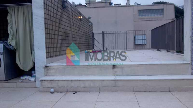 da2. - Cobertura 4 quartos à venda Humaitá, IMOBRAS RJ - R$ 3.000.000 - BOCO40016 - 3