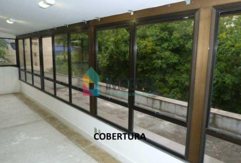 11 - Casa 1 quarto à venda Botafogo, IMOBRAS RJ - R$ 3.000.000 - BOCA10004 - 12