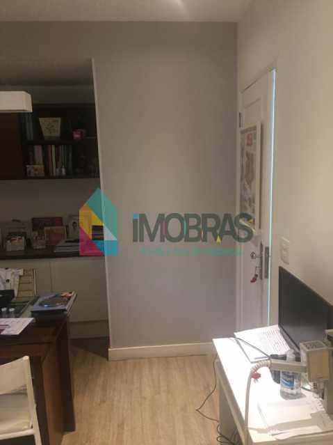 2 - Casa à venda Rua Ramon Franco,Urca, IMOBRAS RJ - R$ 2.310.000 - BOCA50008 - 3