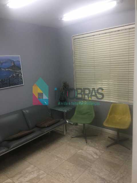 8 - Casa à venda Rua Ramon Franco,Urca, IMOBRAS RJ - R$ 2.310.000 - BOCA50008 - 9