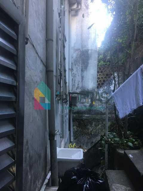 18 - Casa à venda Rua Ramon Franco,Urca, IMOBRAS RJ - R$ 2.310.000 - BOCA50008 - 19