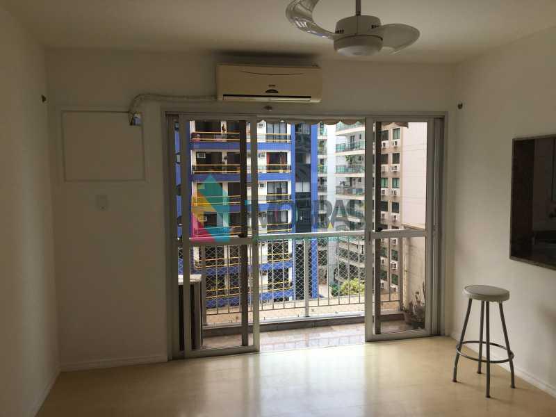 IMG_3442 - Apartamento para alugar Rua Muniz Barreto,Botafogo, IMOBRAS RJ - R$ 2.790 - BOAP20960 - 1