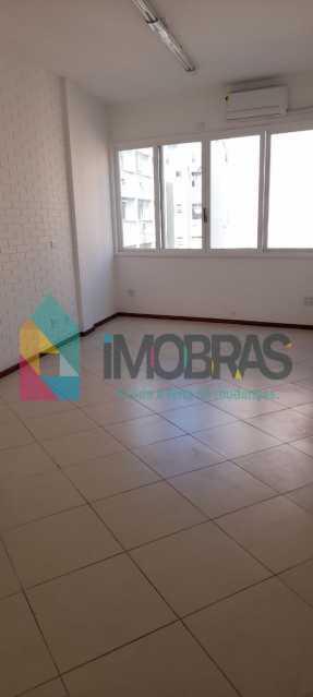 906 3 - Sala Comercial 38m² para alugar Copacabana, IMOBRAS RJ - R$ 3.000 - CPSL00164 - 4