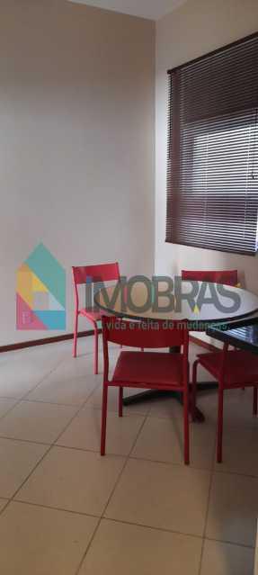 906 1 - Sala Comercial 38m² para alugar Copacabana, IMOBRAS RJ - R$ 3.000 - CPSL00164 - 1