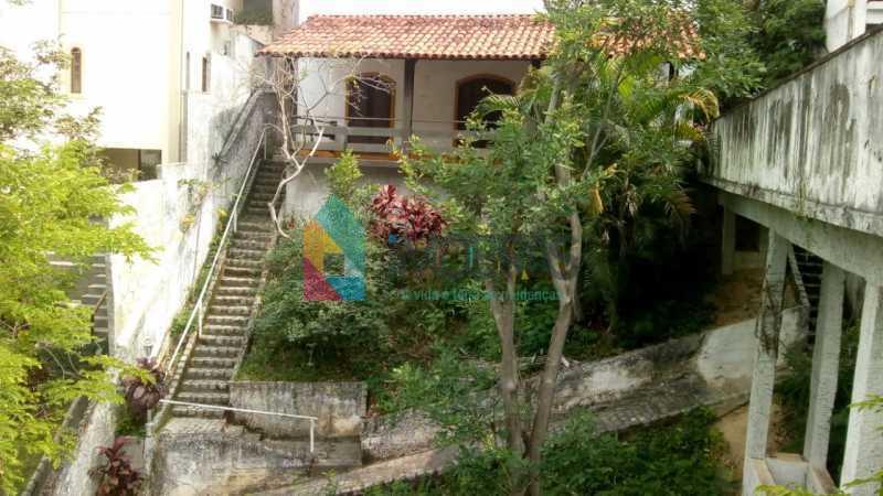 sg6. - Casa à venda Rua Engenheiro Alfredo Modrach,Laranjeiras, IMOBRAS RJ - R$ 1.500.000 - BOCA40029 - 3