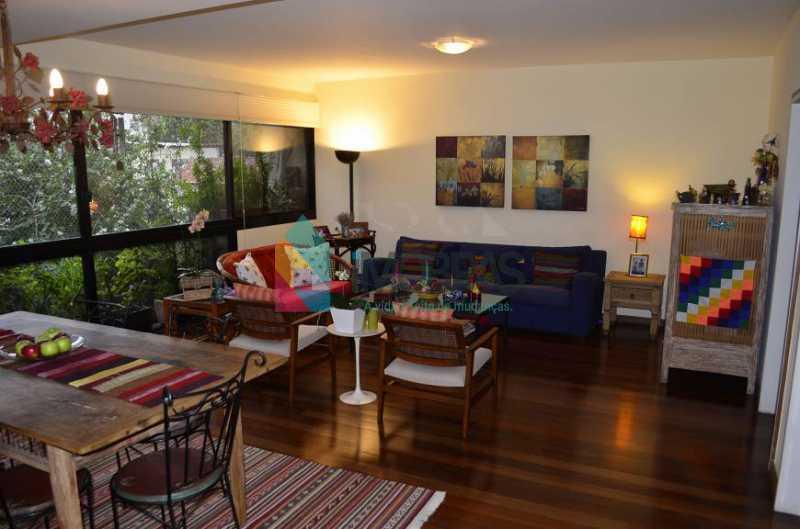 1 - Apartamento 5 quartos à venda Gávea, IMOBRAS RJ - R$ 1.600.000 - BOAP50014 - 4