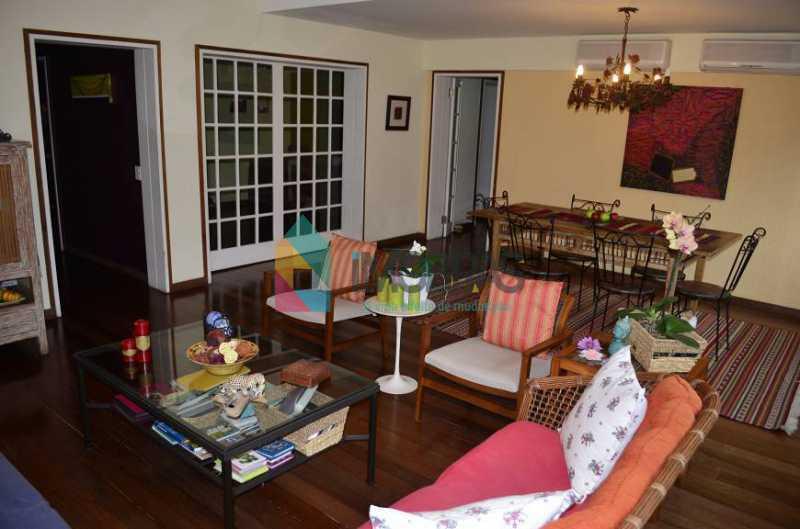 2 - Apartamento 5 quartos à venda Gávea, IMOBRAS RJ - R$ 1.600.000 - BOAP50014 - 1