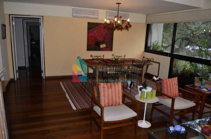3 - Apartamento 5 quartos à venda Gávea, IMOBRAS RJ - R$ 1.600.000 - BOAP50014 - 3