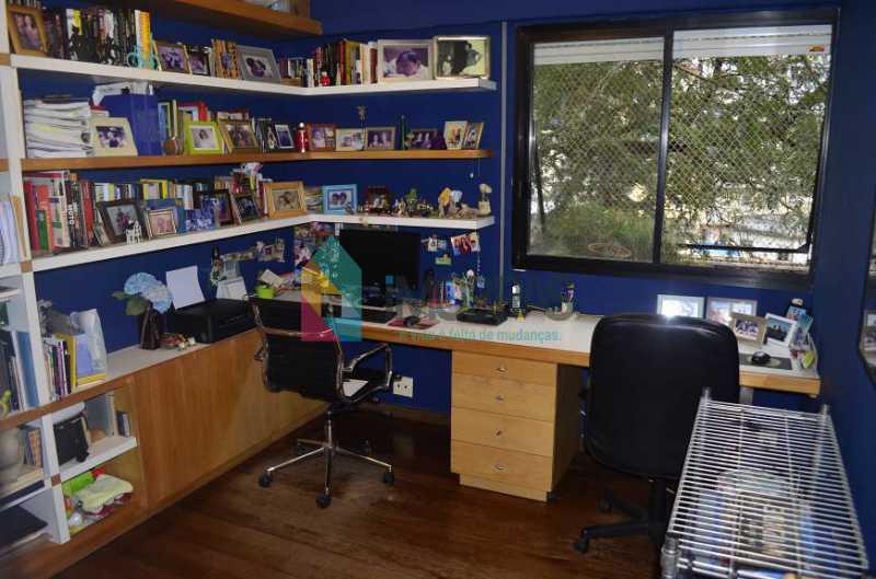 9 - Apartamento 5 quartos à venda Gávea, IMOBRAS RJ - R$ 1.600.000 - BOAP50014 - 8