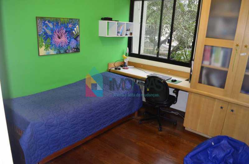 10 - Apartamento 5 quartos à venda Gávea, IMOBRAS RJ - R$ 1.600.000 - BOAP50014 - 9