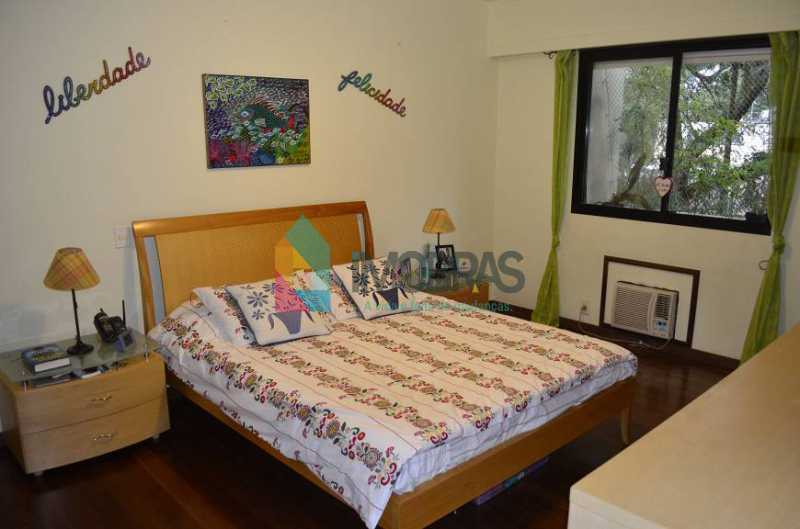 13 - Apartamento 5 quartos à venda Gávea, IMOBRAS RJ - R$ 1.600.000 - BOAP50014 - 12