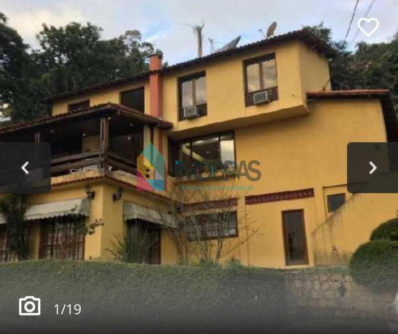 2ecbb8d6-2917-43b7-9e81-c7e14f - Casa em Condomínio à venda Rua Rubineia,Itanhangá, Rio de Janeiro - R$ 750.000 - BOCN40006 - 1