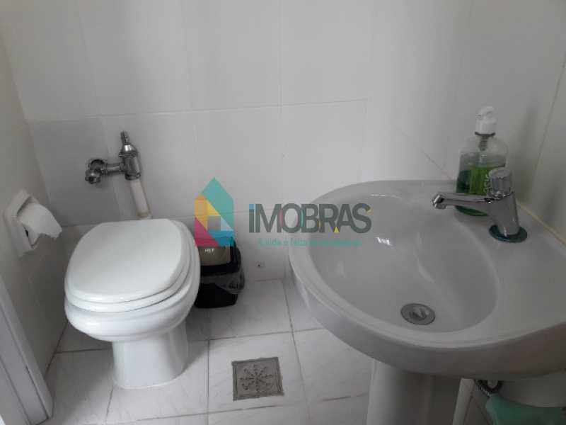 973019352440886 - Kitnet/Conjugado à venda Laranjeiras, IMOBRAS RJ - R$ 263.000 - BOKI10183 - 8