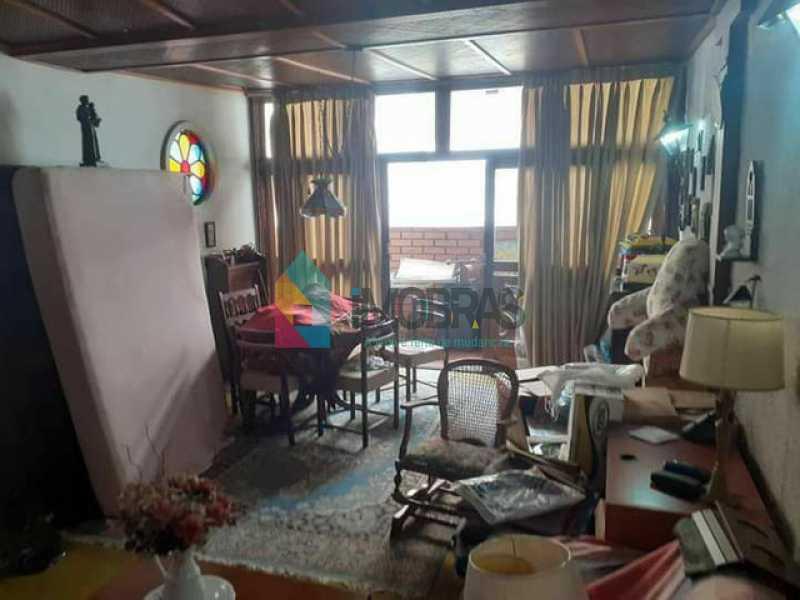 1 - Casa de Vila 3 quartos à venda Copacabana, IMOBRAS RJ - R$ 1.800.000 - BOCV30027 - 1