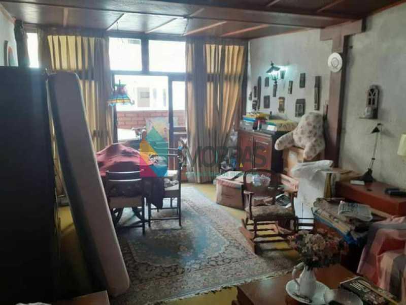 2 - Casa de Vila 3 quartos à venda Copacabana, IMOBRAS RJ - R$ 1.800.000 - BOCV30027 - 3
