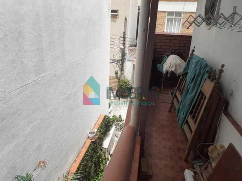 4 - Casa de Vila 3 quartos à venda Copacabana, IMOBRAS RJ - R$ 1.800.000 - BOCV30027 - 5