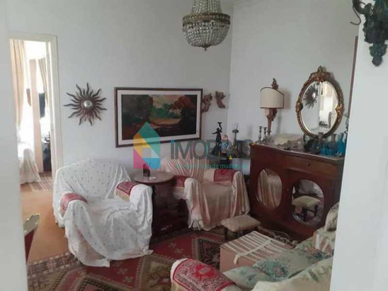 6 - Casa de Vila 3 quartos à venda Copacabana, IMOBRAS RJ - R$ 1.800.000 - BOCV30027 - 6