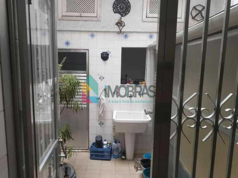 8 - Casa de Vila 3 quartos à venda Copacabana, IMOBRAS RJ - R$ 1.800.000 - BOCV30027 - 8