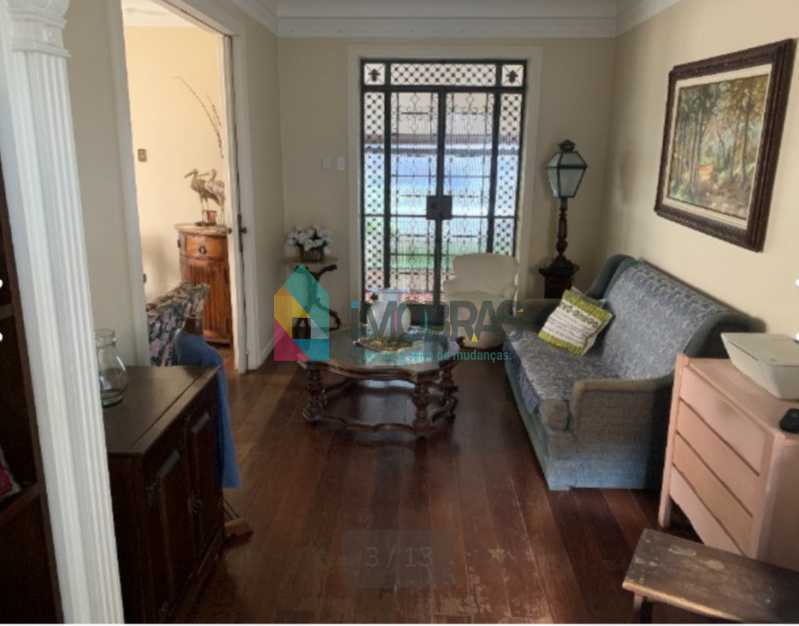 9. - Casa 4 quartos à venda Jardim Botânico, IMOBRAS RJ - R$ 5.100.000 - BOCA40030 - 1
