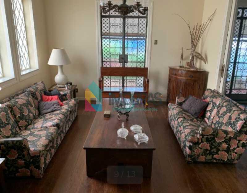 122. - Casa 4 quartos à venda Jardim Botânico, IMOBRAS RJ - R$ 5.100.000 - BOCA40030 - 4