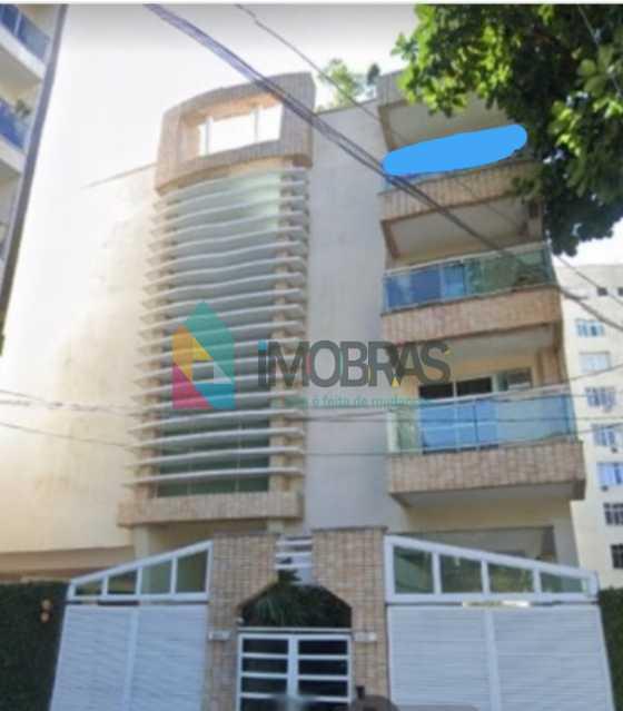 17. - Apartamento para alugar Rua Mário Pederneiras,Humaitá, IMOBRAS RJ - R$ 2.700 - BOAP20996 - 1
