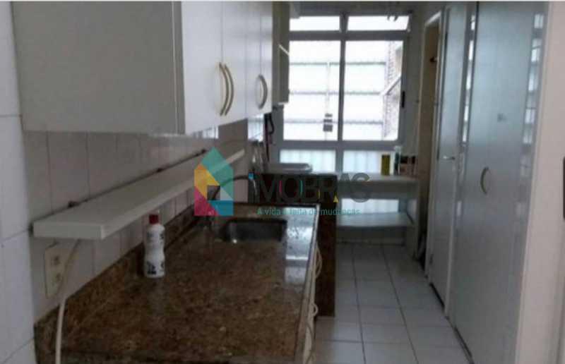 7. - Apartamento para alugar Rua Mário Pederneiras,Humaitá, IMOBRAS RJ - R$ 2.700 - BOAP20996 - 14