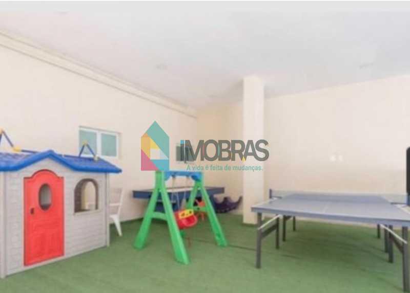 2. - Apartamento para alugar Rua Mário Pederneiras,Humaitá, IMOBRAS RJ - R$ 2.700 - BOAP20996 - 4