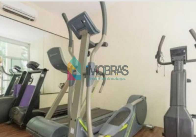 3. - Apartamento para alugar Rua Mário Pederneiras,Humaitá, IMOBRAS RJ - R$ 2.700 - BOAP20996 - 5