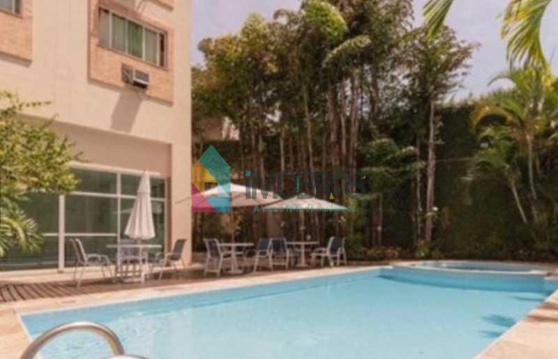 4. - Apartamento para alugar Rua Mário Pederneiras,Humaitá, IMOBRAS RJ - R$ 2.700 - BOAP20996 - 7