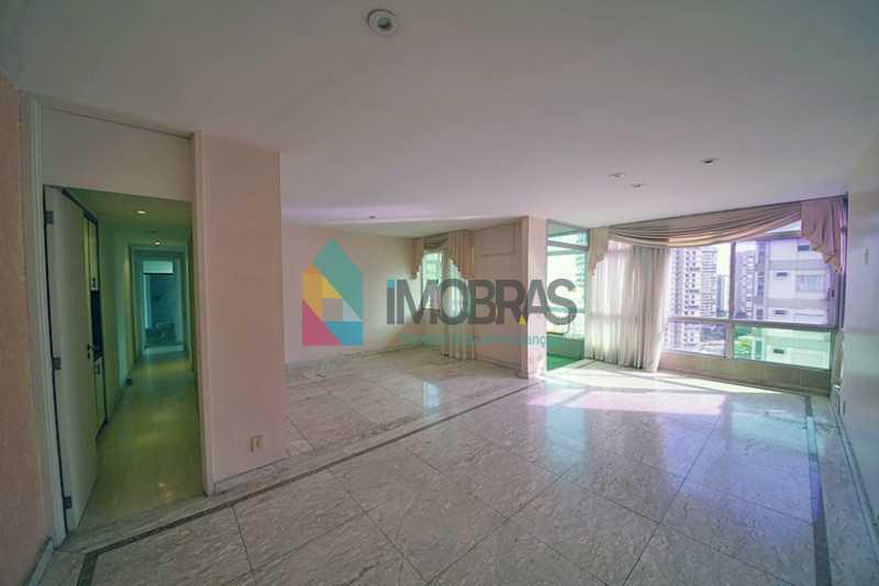 2 - Apartamento 2 quartos à venda São Conrado, IMOBRAS RJ - R$ 790.000 - BOAP20999 - 4