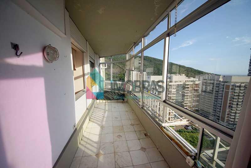 3 - Apartamento 2 quartos à venda São Conrado, IMOBRAS RJ - R$ 790.000 - BOAP20999 - 5
